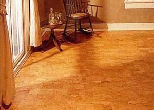 Пробкова підлога